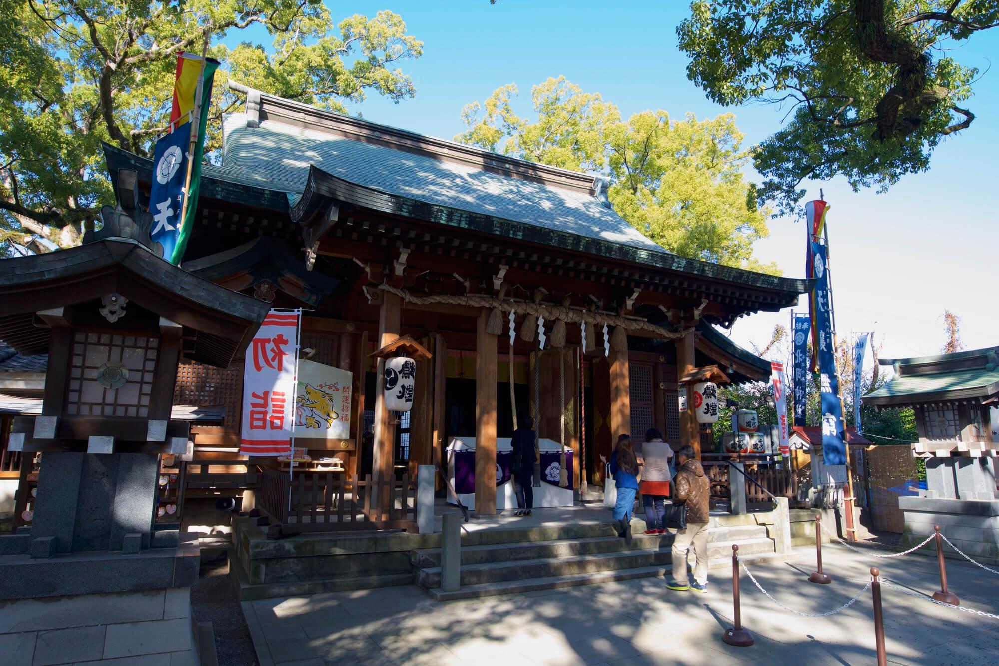 熊本でおすすめのパワースポット16
