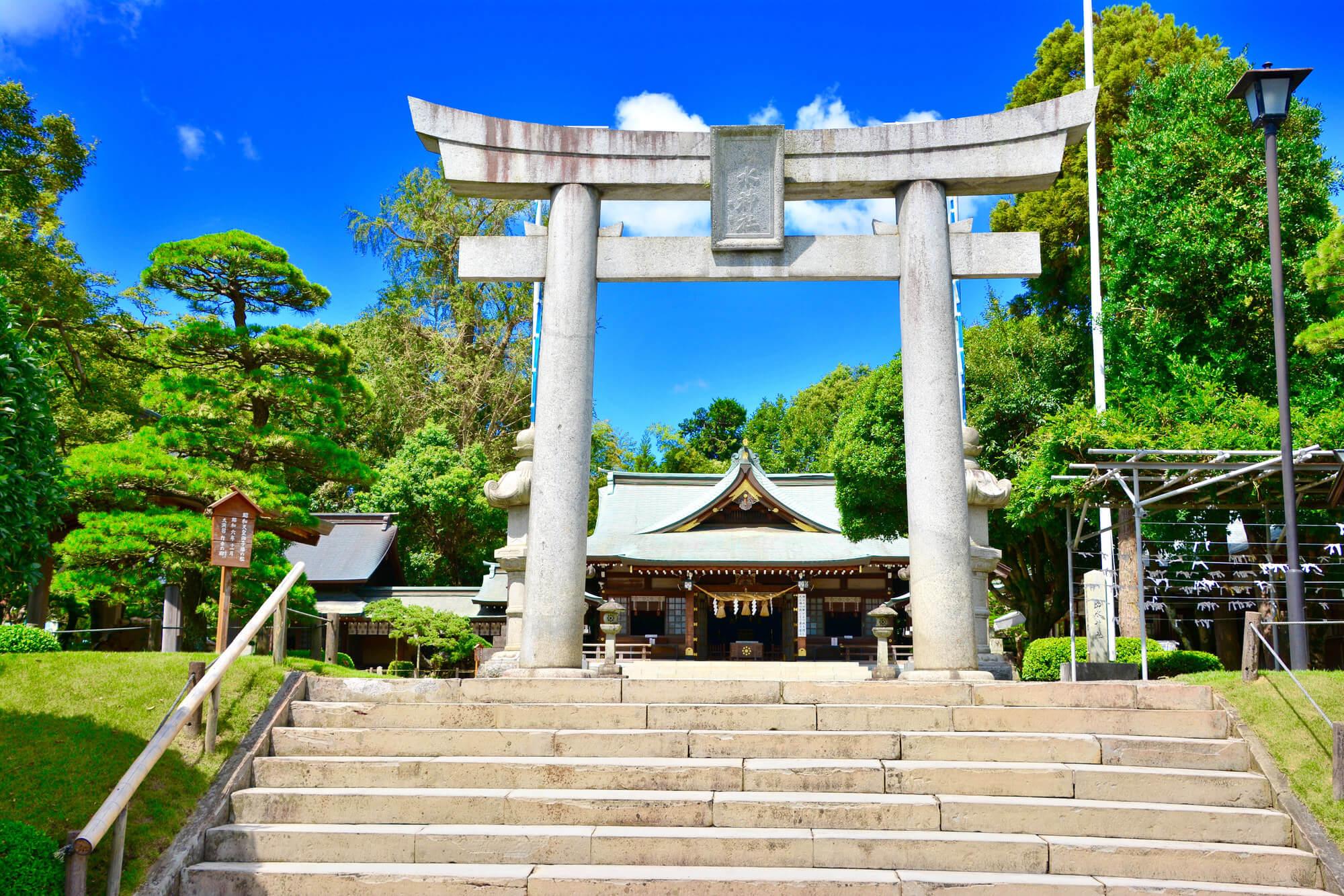 熊本でおすすめのパワースポット18