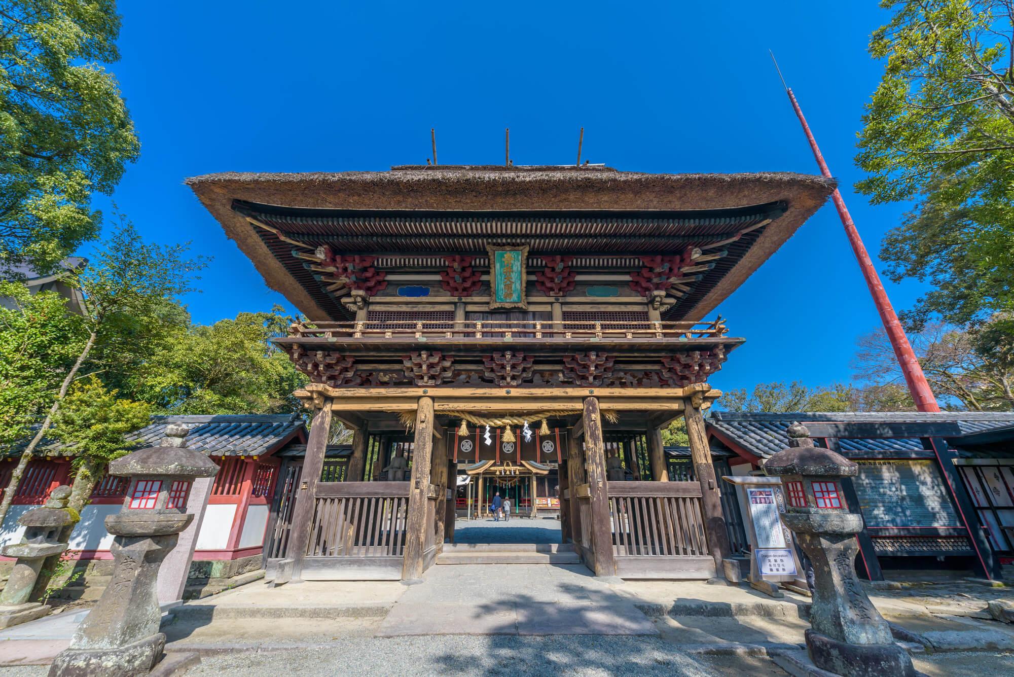 熊本でおすすめのパワースポット20