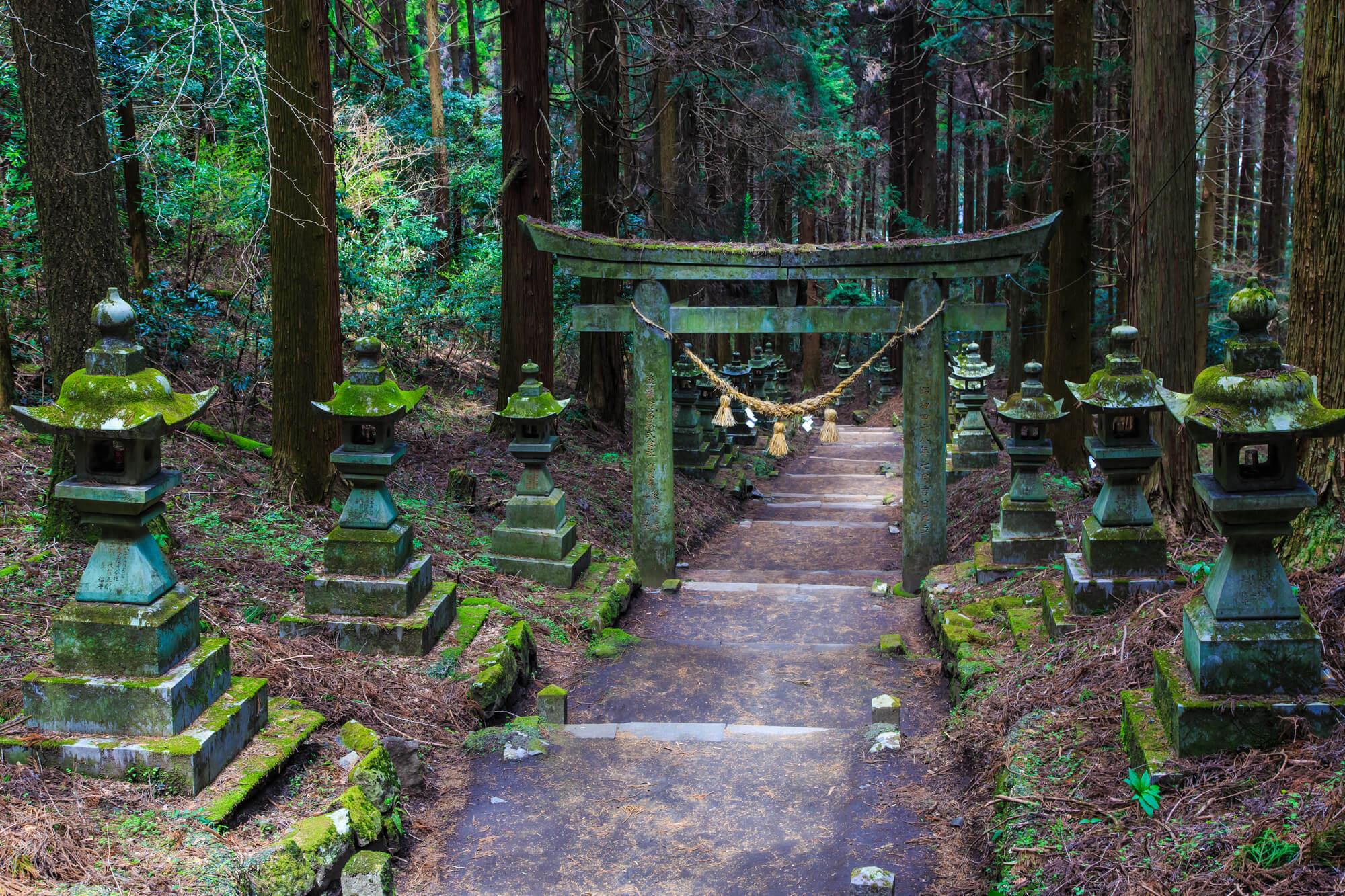 熊本でおすすめのパワースポット7
