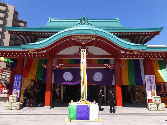 成田山横浜別院延命院
