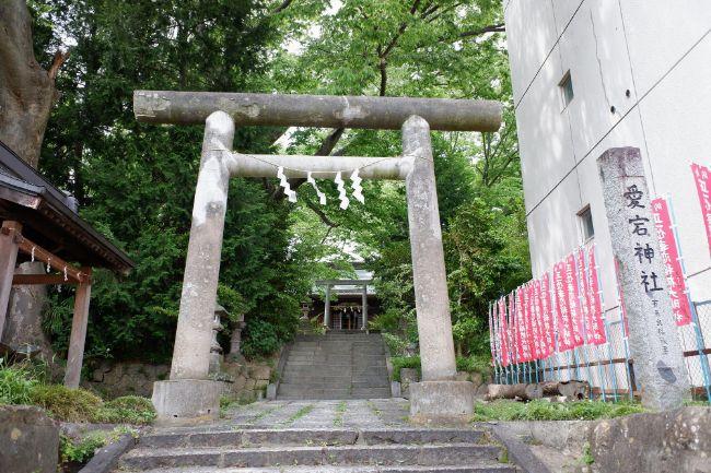 愛宕神社【東京都】