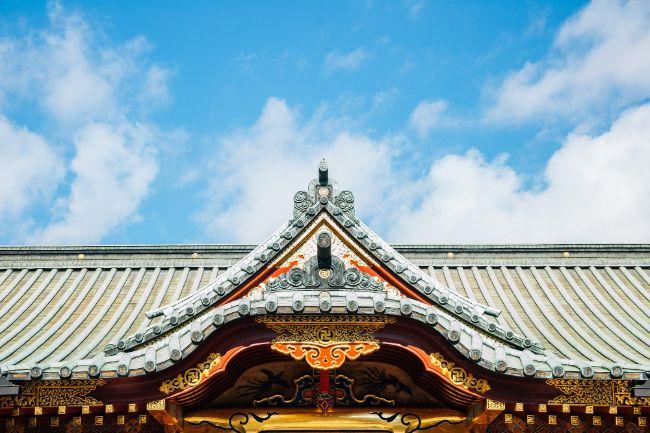 根津神社【文京区】