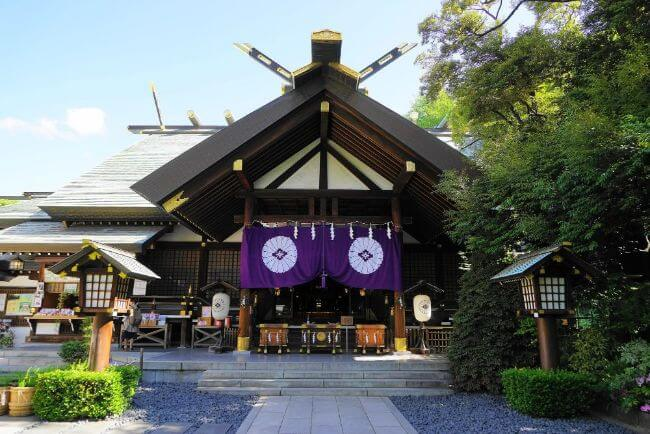 5位:東京大神宮【千代田区】